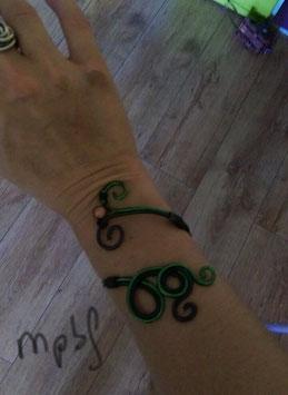 Le bracelet Noiréver