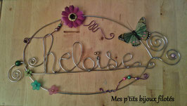 Plaque Heloise