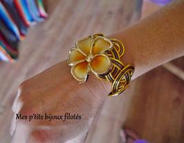 Le Bracelet Thaiti or
