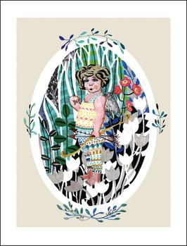 Postkarte Herzlieb