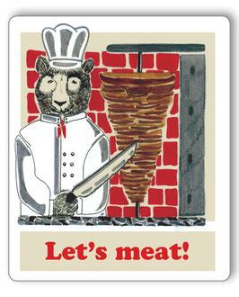 Magnet Lets Meat