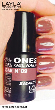 Layla One Step no. 9 dark brown sugar