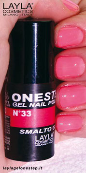 Layla One Step no. 33 sunset fluo