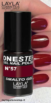 Layla One Step no. 57 Bellissimo Red