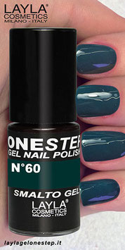 Layla One Step no. 60 Green Vogue