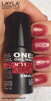 Layla One Step no. 11 red comet