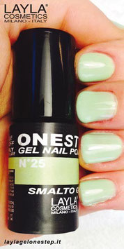 Layla One Step no. 25 lime love