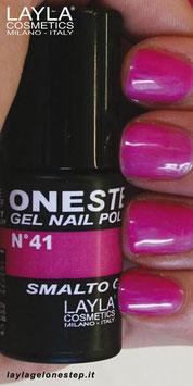 Layla One Step no. 41 minnie pink