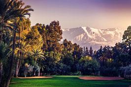 Golfreise nach Marrakech, 28. Februar - 6. März 2020 - AUSGEBUCHT