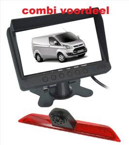 Camerasysteem Ford