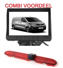 Camerasysteem Peugeot, Citroën, Toyota