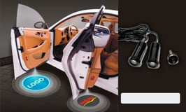 LED LOGO doorlight Opel