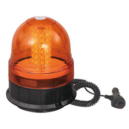 60 LED Beacon met magneet XL