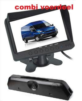 Camerasysteem Iveco