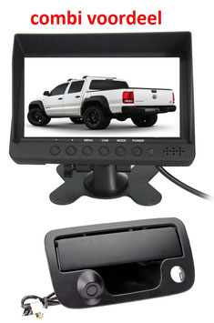 Camerasysteem VW Amarok