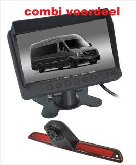 Camerasysteem Volkswagen, Mercedes