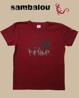 """T-shirt """"Sambanight"""""""