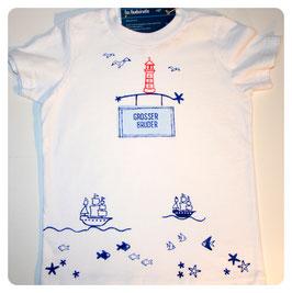Meer-Shirt KLEINE(R)/GROSSE(R) SCHWESTER/BRUDER