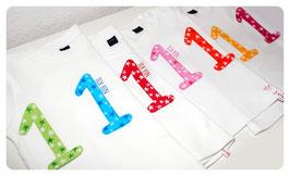 T-Shirt ICH BIN... (Sternchen)