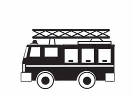 Feuerwehrwagen medium