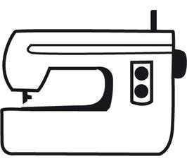 Nähmaschine - modern