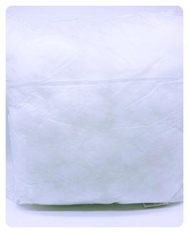 Kissen-Inlett weiß 40x40 cm