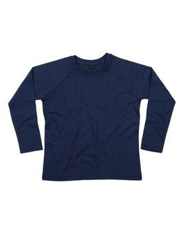 Langarm-Shirt dunkelblau
