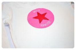 Langarm-Shirt KLEINE/GROSSE SCHWESTER & Stern