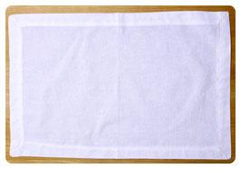 Tisch-Set 35x50 cm aus Halbleinen