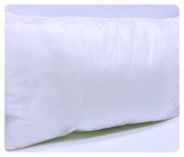 Kissen-Inlett weiß 50x30 cm