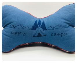 Leseknochen HAPPY CAMPER blau