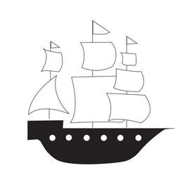 Segelschiff maxi