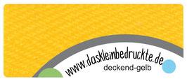 NEU: permanent DECKEND-GELB