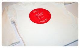 Shirt KLEINE/GROSSE SCHWESTER & Krone