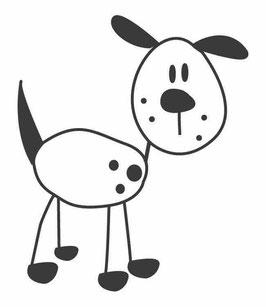 Hund COMIC maxi