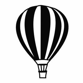 Heißluftballon maxi