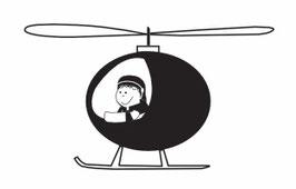 Hubschrauber maxi