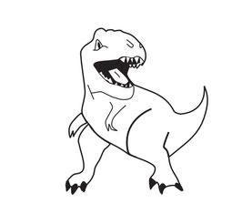 T-Rex maxi