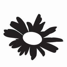 Gerbera grande schwarz