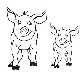 Schwein HINZ & KUNZ