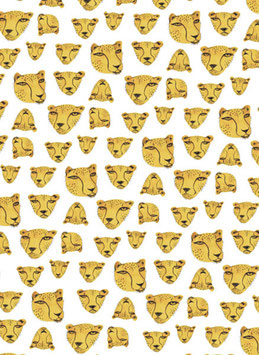"SALE - A4-Print ""Cheetah"""