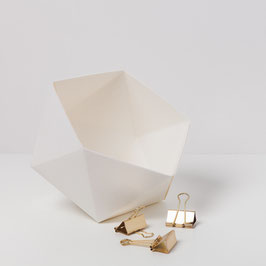 Geometrische Aufbewahrungsbox von KAMI Design