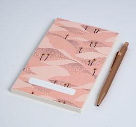 NEU - Taschen-Notizblock DESERT