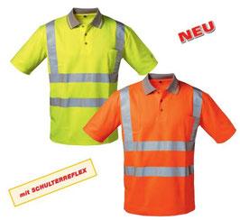 Carlos und Diego Warnschutz Polo Shirt