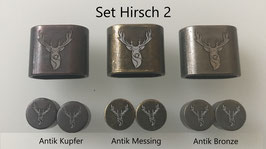 Aktions Set Hirsch 2