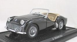 Triumph TR3A  Kyosho 1/18 scale