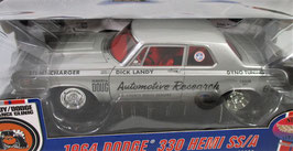 1964 Dodge 330 Dick Landy Automotive Research 1/18 Hemi