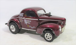 1941 Willys Thompson and Poole Gasser 1/18 Acme