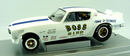 "1971 ? Pontiac Boss Bird Arnie ""The Farmer"" Beswick Funny Car Ertl"
