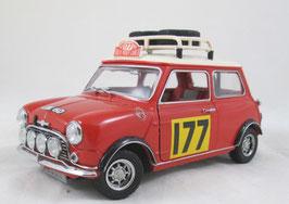 Morris Mini Cooper 1967 Monte Carlo Rally #177 Kyosho